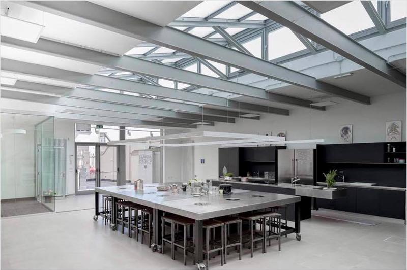 Carlo becciu architetto cookin factory torino