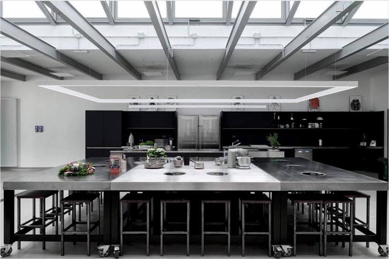 Apertura scuola di cucina kitchenaid in centro a torino decox